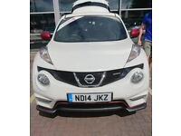 Nissan juke nismo white great condition
