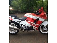 HONDA CBR1000F-M MAY PX FOR PROJECT