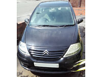 Reliable Citroen C3 12 months MOT