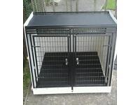 Lintran transit dog cage