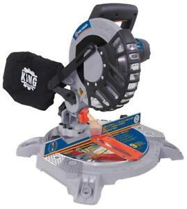 NEW King Canada 8320SC 8-1/4-Inch Compound Miter Saw with Laser