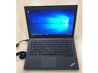 Lenovo ThinkPad laptop Brand New, Intel Core i7 processor, 8GB RAM, 256GB SSD, Windows10, MS Office