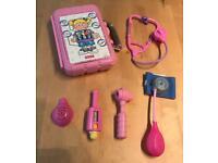 FisherPrice Girls Pretend Play Doctors Bag
