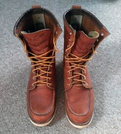 Red Wing 877 Oro Legacy