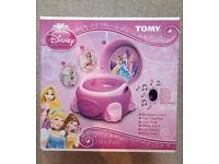 Tomy Disney Princess 3 in 1 potty BRAND NEW