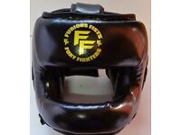 Furiousfistsuk Head-Guard Synthetic Leather 3 Colors
