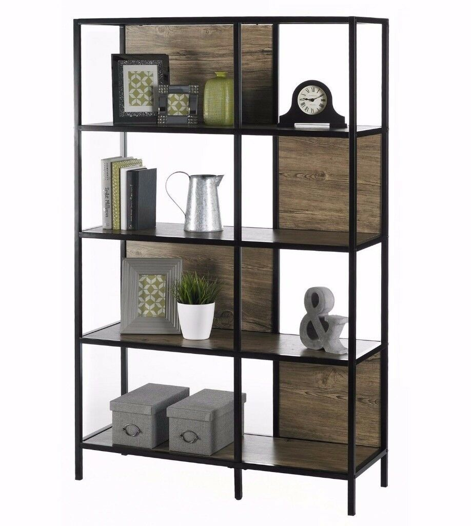 NEW Rivington Wide Display Shelf Unit - assembled!!!