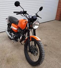 Wk bikes RT 125cc