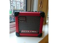 Roland MICRO CUBE GX Guitar Amplifier, Red