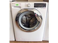 HOOVER - White & Chrome , 9KG , 1400, A+++ , Dynamic Next WASHER