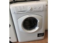 Hotpoint WDL520 all in one Washer Dryer 7kg wash load 1200 final spin