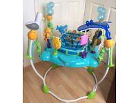Finding Nemo Sea of Activities Baby Jumper