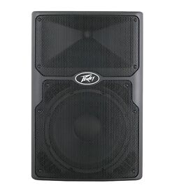 Pair of Peavy speakers amp and graphic