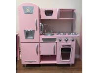 KidKraft Pink Play Toy Kitchen