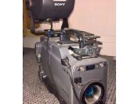 Professional broadcasting camera Sony BVP 950