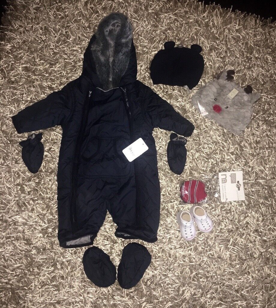 Bundle Brand New Baby Boys up to 3 months