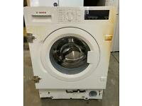 7kg Bosch Integrated Washing Machine (Fully Working & 3 Month Warranty)