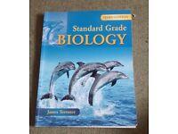 Standard Grade- BIOLOGY Textbook- James Torrance