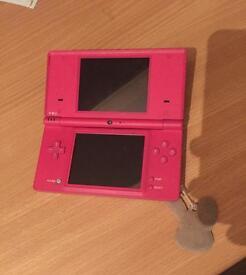 Pink dsi