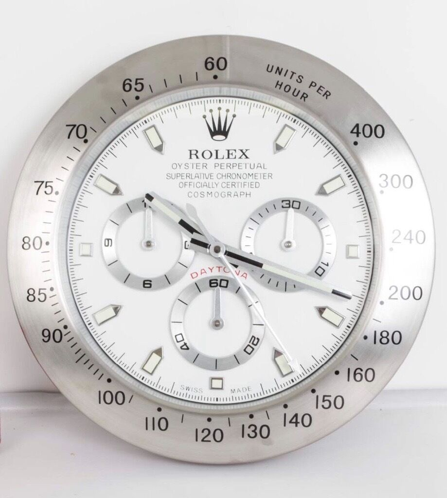 Rolex wall clocks endorsed by rolex large size clocks in rolex wall clocks endorsed by rolex large size clocks amipublicfo Image collections