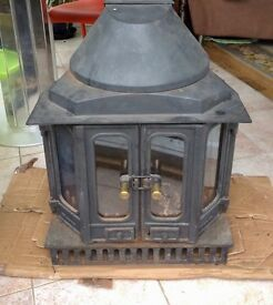 Dovre 1800 Wood and Multi Fuel Fire/Stove/Burner