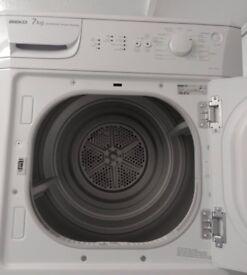 Beko 7kg Condenser tumble dryer with sensor dry