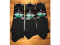 13 sets of Trainer Socks