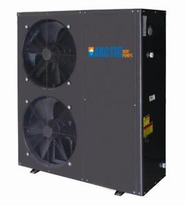 Canadas Leading Cold Weather Air Source Heat Pump - works in temperatures as cold as -30 C