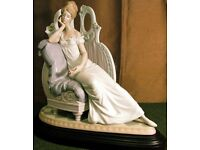 figurine 'Promises of Love' by Lladro Limited Edition.