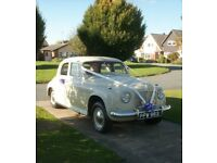 Classic Car Hire for all Special Occasions