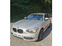 BMW 118d Sport, 2l Diesel, Immaculate condition!!