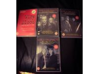 BOX SET SEASONS 1, 2, 3, 5 & 6 WIRE IN THE Blood