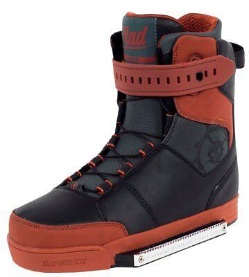Slingshot 2017 RAD Boots Slate/Brown UK5.5