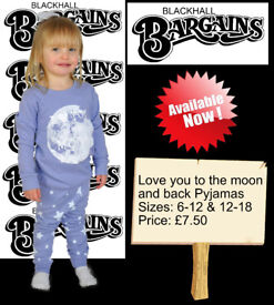 Love you to the moon and back Pyjamas