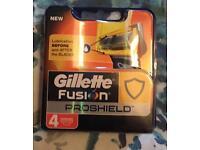 Original Gillette razor blades