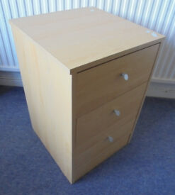 Small Chest of Three Drawers or Bedside Table