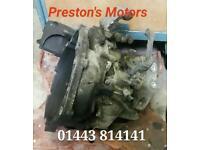 Vauxhall F40 Gearbox 6 Speed
