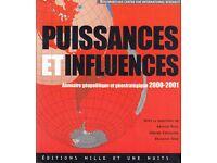 Puissances et Influences. Annuaire Géopolitique et Géostratégique 2000-2001 (2842054512)