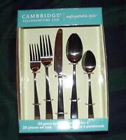 Cambridge 20 Piece Flatware Set *Brand New* Ottawa Ottawa / Gatineau Area Preview