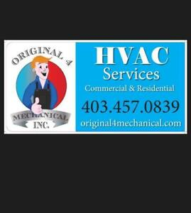 Do You Need a Furnace Replacement? We Offer Free Estimates