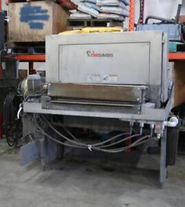 "37"" Timesavers Belt Sander"