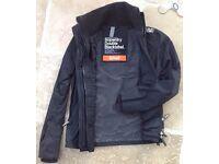 Ladies/girl's Superdry waterproof jacket