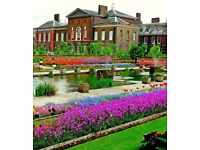 Gardener - Summer Seasonal - Kensington Palace - London