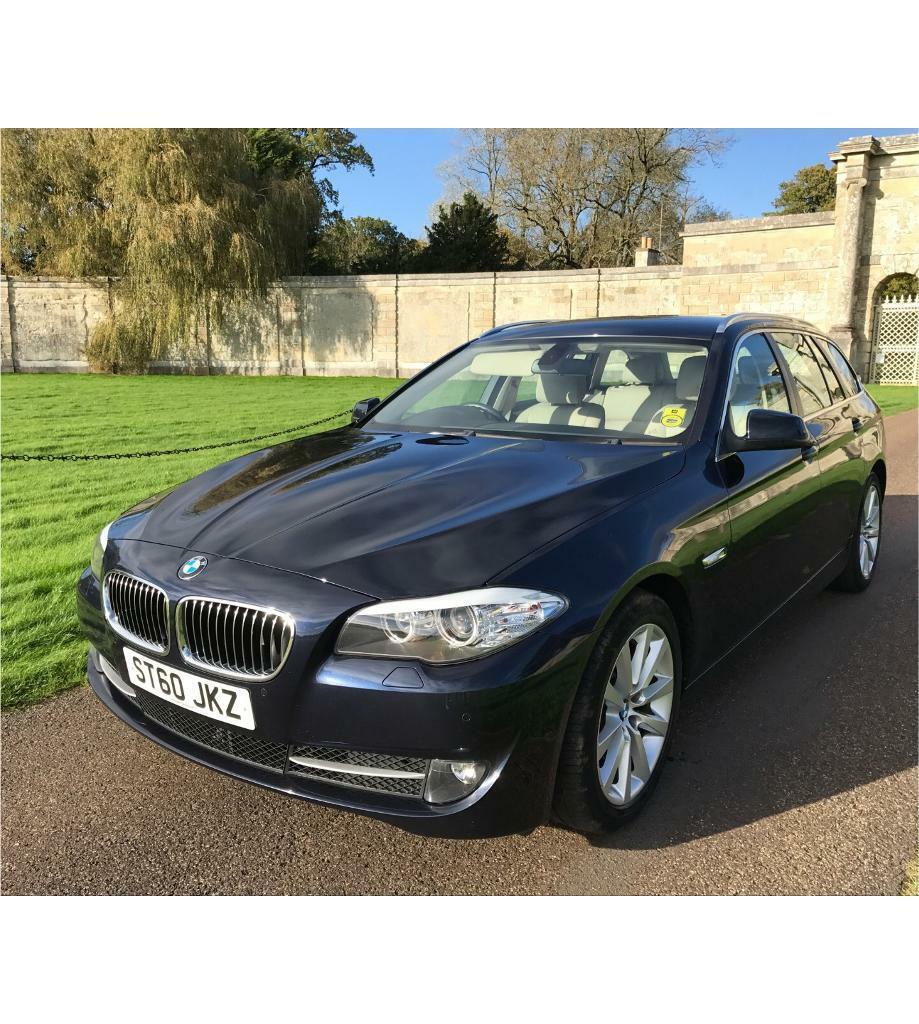 Bmw 520d: BMW 5 Series 2.0 520d SE Touring 5dr (60 Reg)