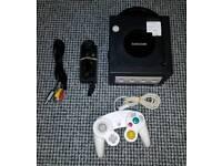 Nintendo Gamecube Console, Black