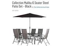 6 seater patio set