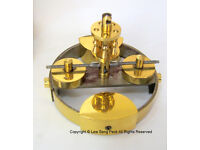 WANTED: Compensating Pendulum Disc to Philip Hauck Anniversary clock 400 day