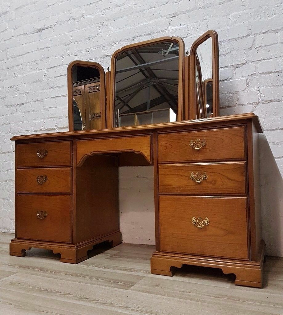 Dressing Table By Younger Furniture (DELIVERY AVAILABLE FOR THIS ITEM OF FURNITURE)