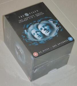 DVD - X Files Complete Boxset Extended Season 1-9 + Movies R4 BrandNEW