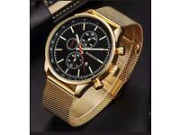 Mens Curren watch